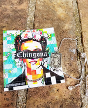 Load image into Gallery viewer, Frida Portrait chain Bracelet