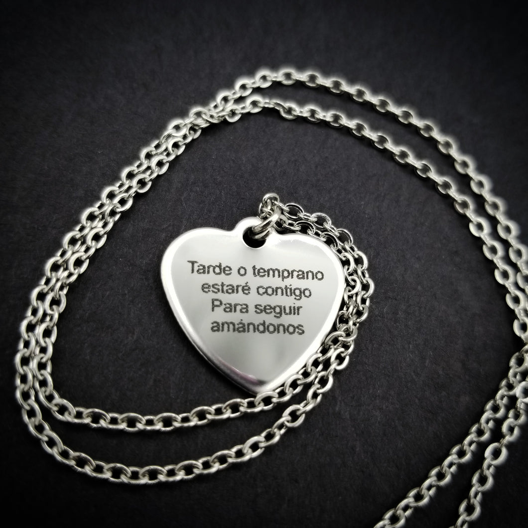 Amor Eterno Necklace