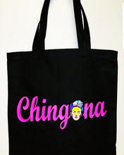 Load image into Gallery viewer, Chingona Head Tote