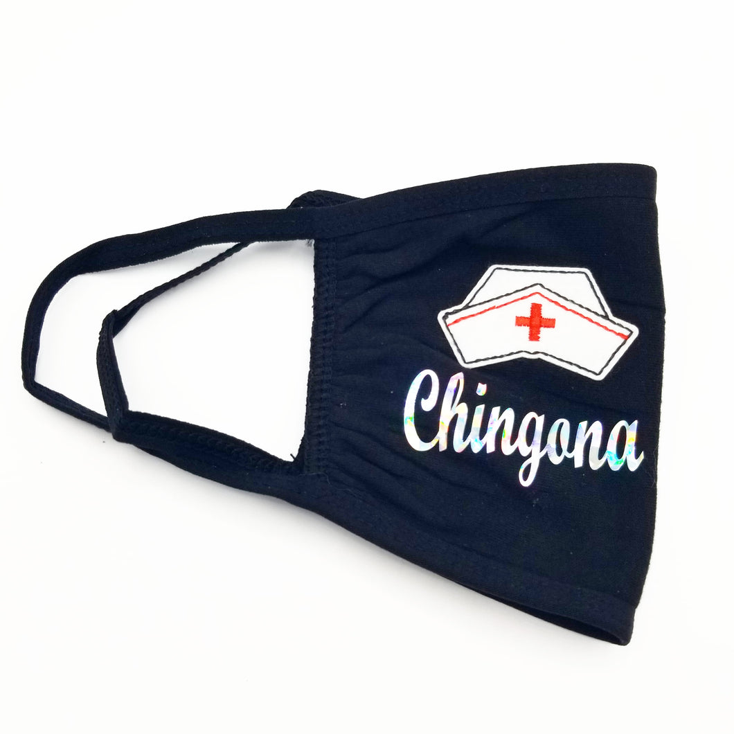 Chingona Nurse Mask