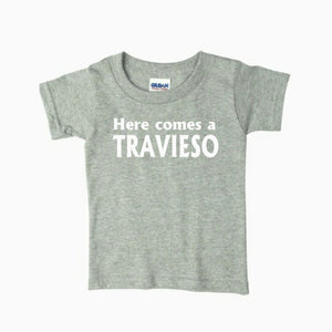 Here comes and goes a Traviesa/o Lil T