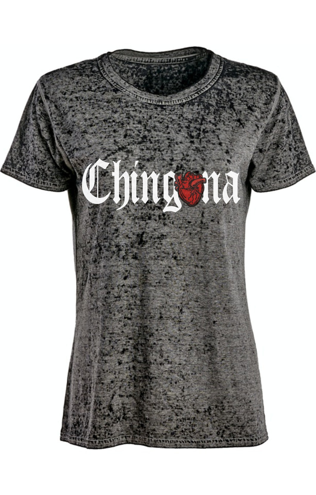 Chingona Corazon T Shirt