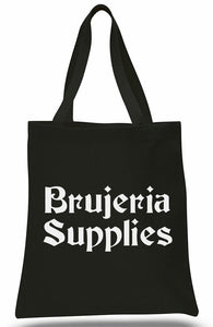 Brujeria Supplies Tote