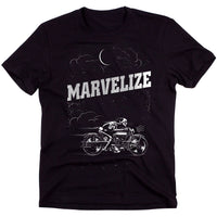 MARVEL® Marvelize T Shirt Black