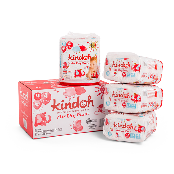 Kindoh Air Dry Windelhöschen