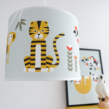 Afbeelding in Gallery-weergave laden, Hanglamp Jungle | Old Green