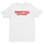 Transitions Premium Red T-shirt