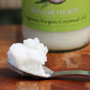 Organic coconut oil NZ - some of the best prices for organic coconut oil available in NZ