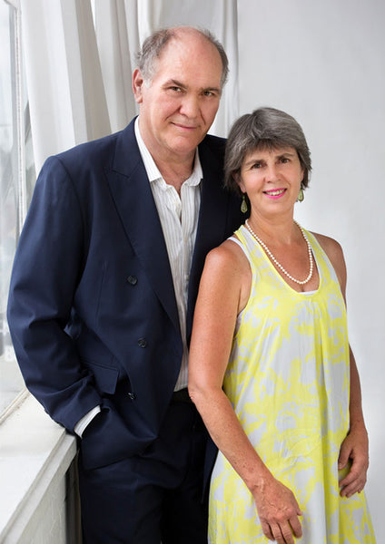 Steve Insley and Diana Hardwick-Smith
