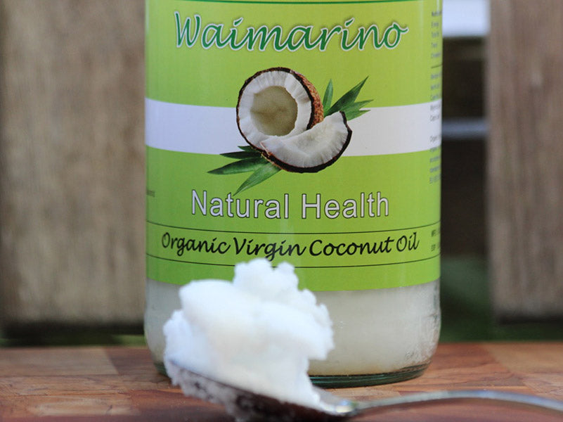 Waimarino Natural Health's guide to the uses and benefits of virgin coconut oil