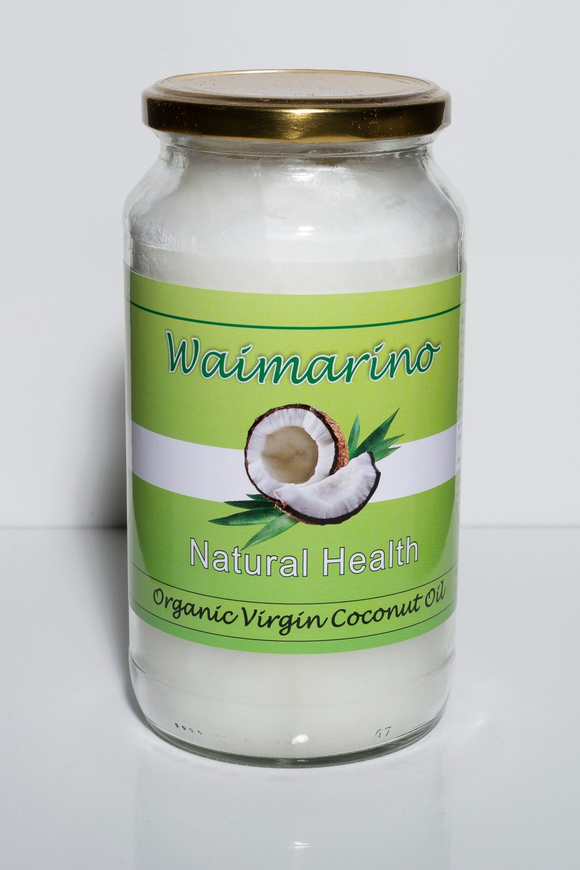 Waimarino Organic Virgin Coconut Oil - 1 Litre