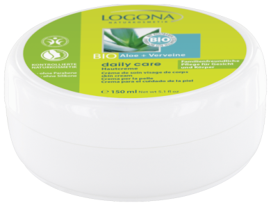 Logona Verbena Daily Hydrating Cream 150mls
