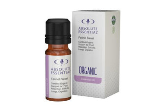 Absolute Essential Fennel Sweet (org) 10ml