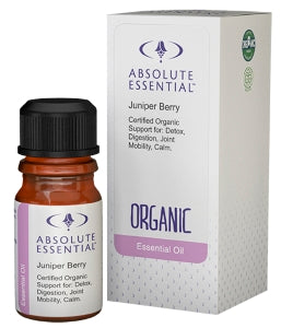 Absolute Essential Juniper Berry (org) 10ml