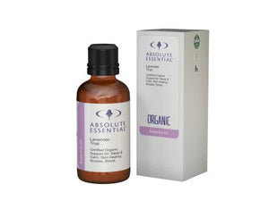 Absolute Essential Lavender True (org) 50ml