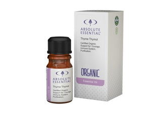Absolute Essential Thyme Thymol (org) 5ml