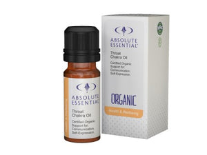 Absolute Essential Throat Chakra (org) 10ml