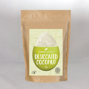 Ceres Organic Desiccated Coconut 500 gm