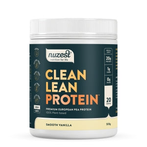 Nuzest Clean Lean Protein Smooth Vanilla 500g