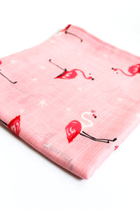 Flamingo Queen Muslin