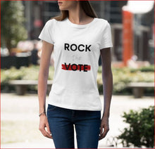 Load image into Gallery viewer, Rock the Vote T-Shirt