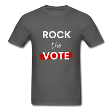 Load image into Gallery viewer, Rock the Vote - charcoal