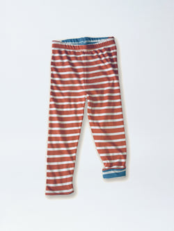 Reversible Stripe Legging