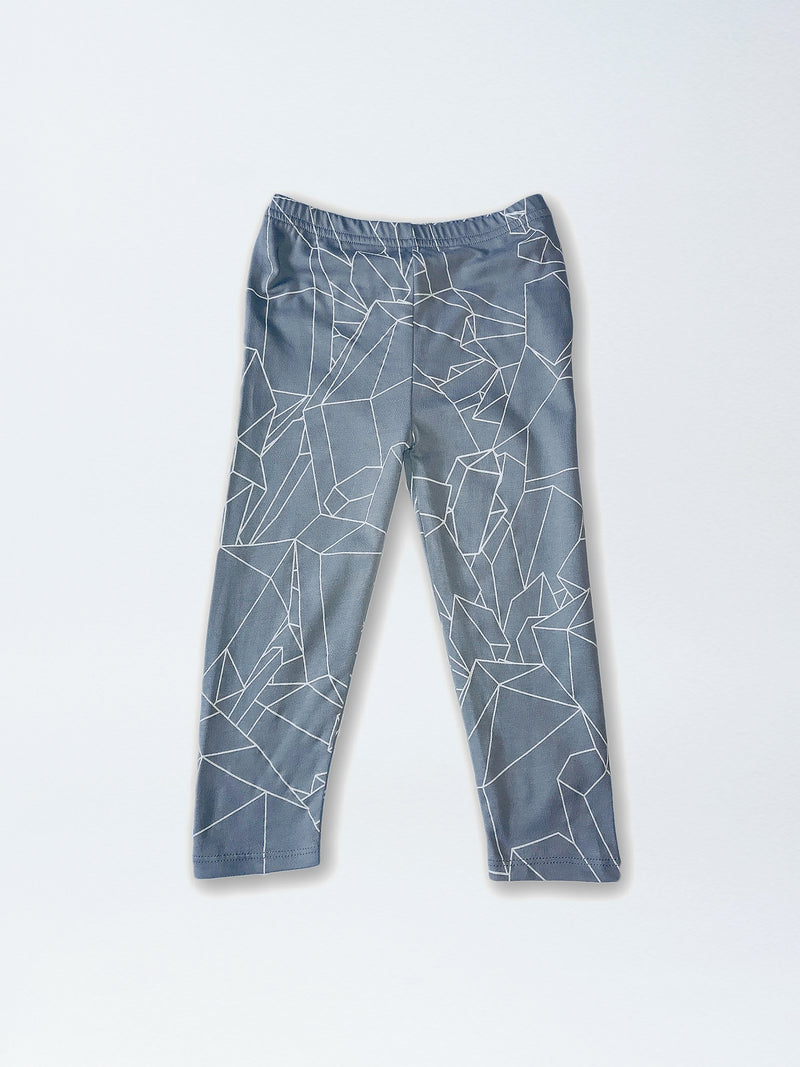 Leggings AOP | SLIM LEGGINGS - ASH AOP
