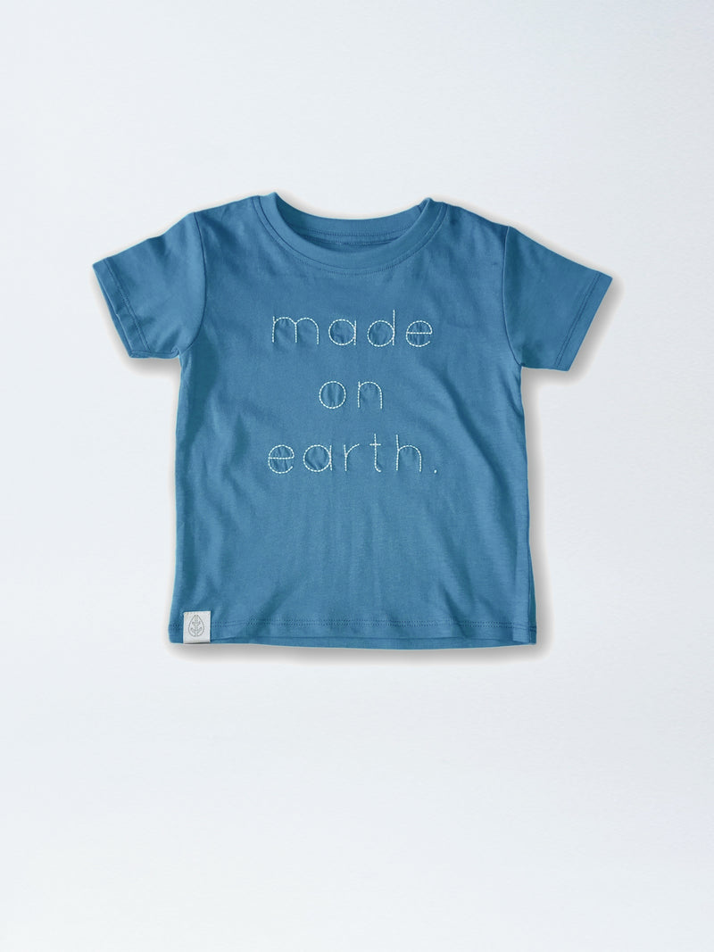 Graphic Tee- Made on Earth