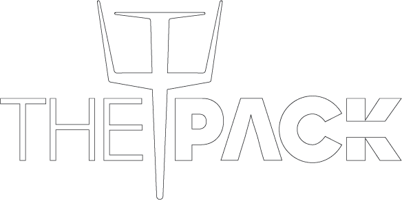 ThePack Underwear Logo White PNG