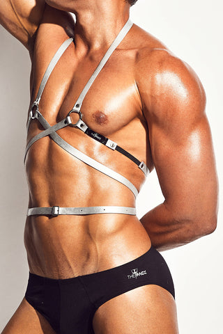 Brody Leather Harness