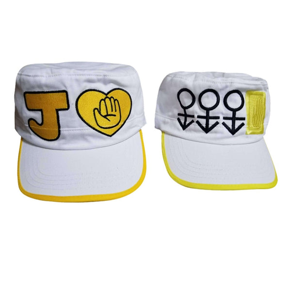 JoJo's Bizarre Adventure Jotaro Kujo Diamond is Unbreakable Hat