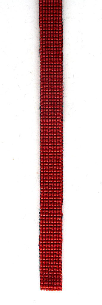 Plain Beaded Lanyard