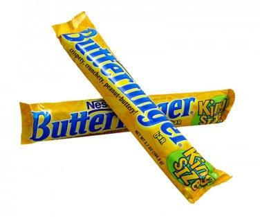 Butterfinger, King Size (3.7oz) - 18 Count