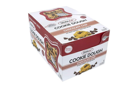 Taste Of Nature 'Doughlish' Edible Cookie Dough (4.5 oz.) - 12 Count Box