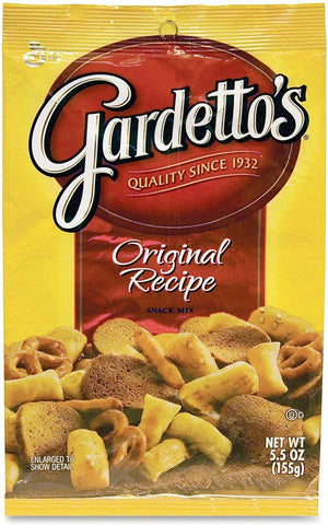 Gardetto's Original Recipe Snack Mix (5.5 oz) - 7 Count