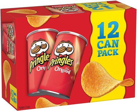 Pringles Original (1.3 oz.) - 12  Count