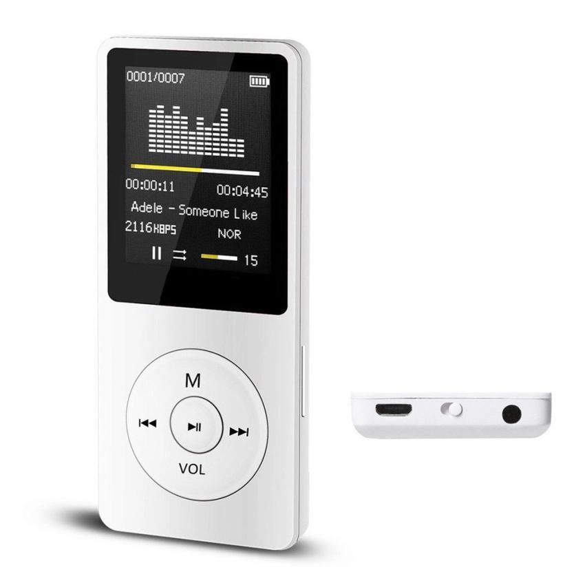 Mp3 Music Player 32gb Best Mp3 Player Mp3 Player 80 Hours Playback