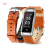 Y2 Smart Fitness smart Watch with Stylish Leather Strap