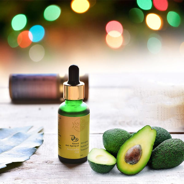AVOCADO OIL - Natural Anti-Aging Oil