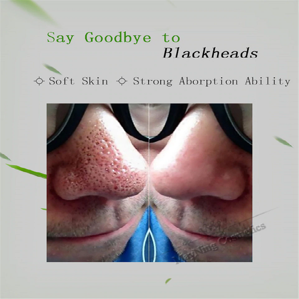 BLACKHEAD REMOVALNOSE STRIPS - PACK OF 50