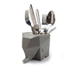 Elephant Shaped Cutlery And Toothbrush Holder And Drainer - TrendiaStore