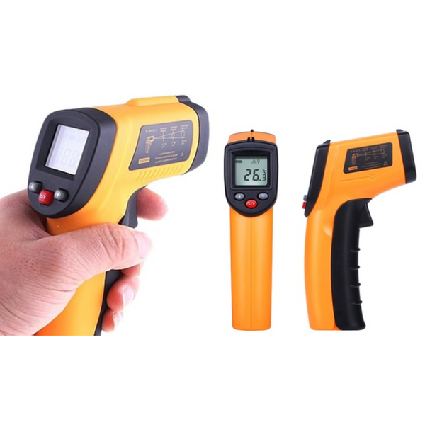 Non-Contact Digital Infrared Laser Thermometer - TrendiaStore