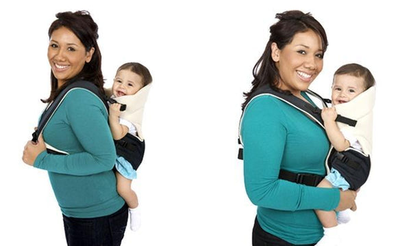 Adjustable 3 Way Front Facing Baby Carrier Backpack - TrendiaStore