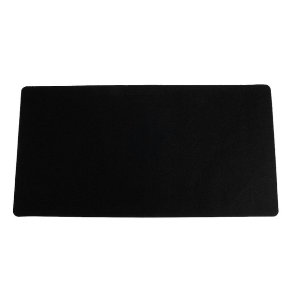 Large Felt Mouse Pad for Full Desk Coverage