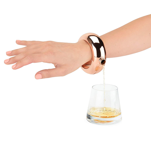 Portable Bracelet Flask For Drinks