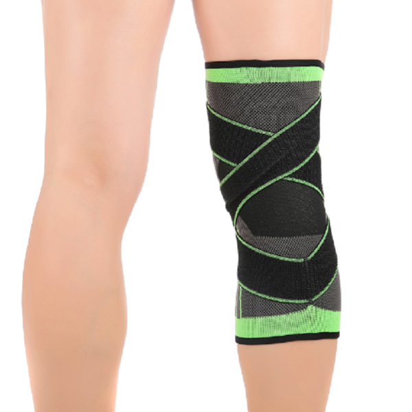 NO SPRAIN NO PAIN 3D Weave Design Knee Support Pads
