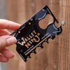 Wallet Ninja 18-in-1 Ninja Multi-Tool Wallet