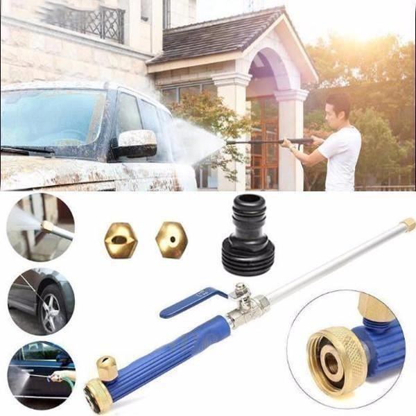 High Pressure Power Washer Nozzle Water Jet Spray Hose Attachment - TrendiaStore