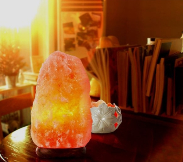 Natural Crystal Himalayan Rock Salt Lamps
